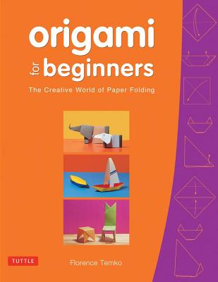Origami for Beginners By Temko, Florence